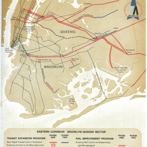 MTA Plan of Action from 1968
