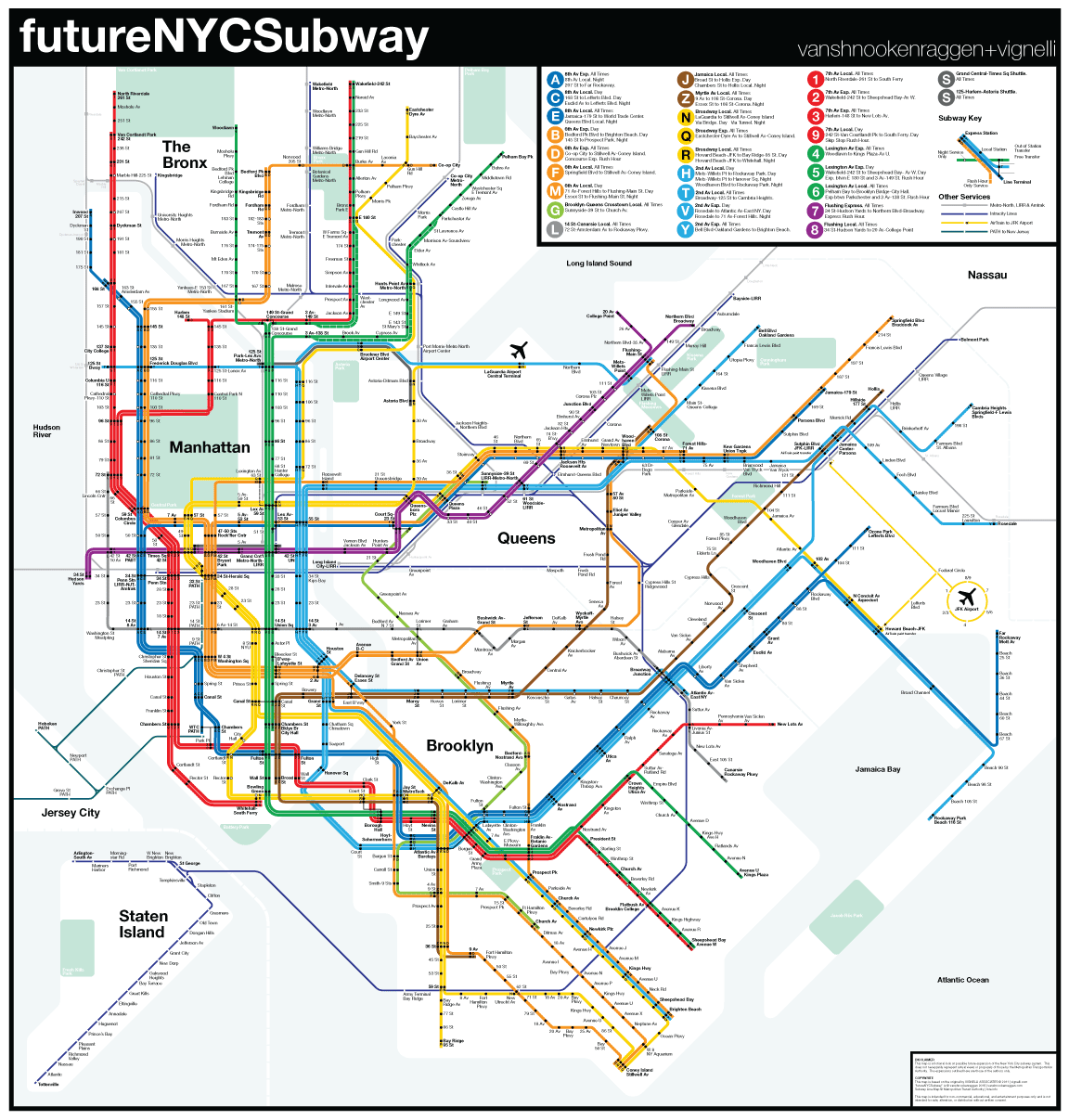 Large Ny Subway Map.Futurenycsubway V4 Vanshnookenraggen