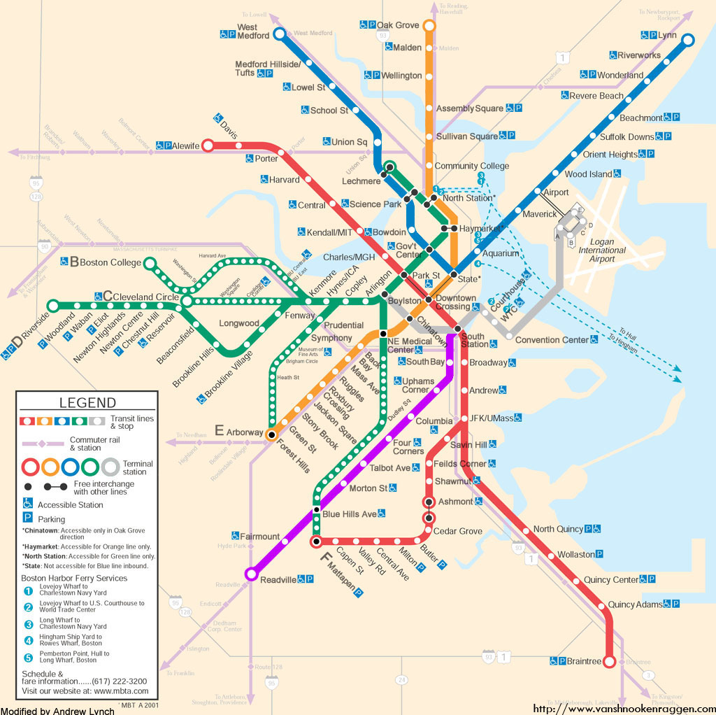 Best of Diagram Mbta Map Silver Line - Millions Diagram And ...