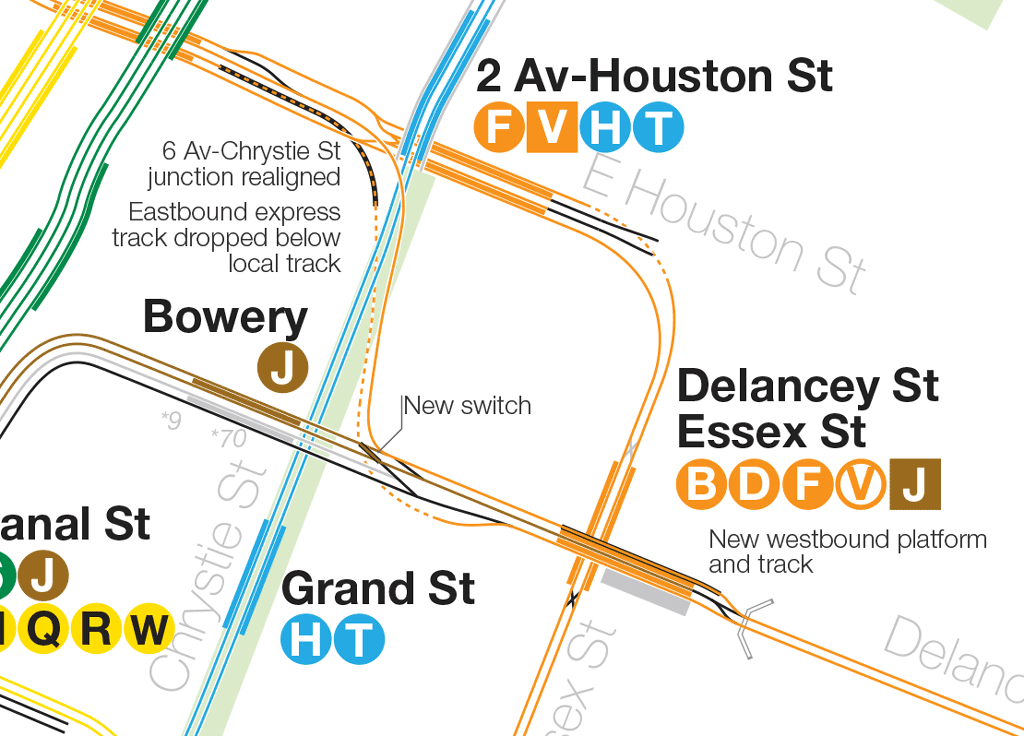 New Second Ave Subway Map.The Future Of The 2nd Avenue Subway Vanshnookenraggen