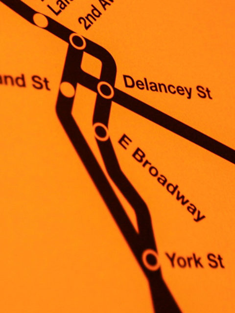 New York City Subway Diagrams