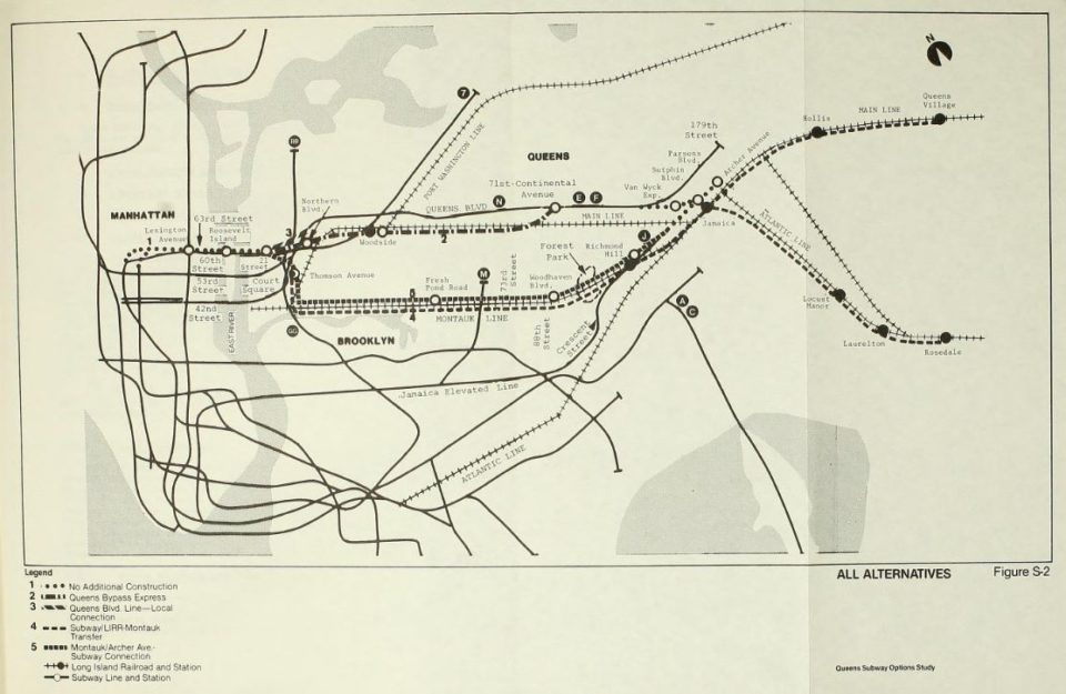Subway Map Bay Ridge Area.Build Transit Where It S Most Effective Not Where It S Least