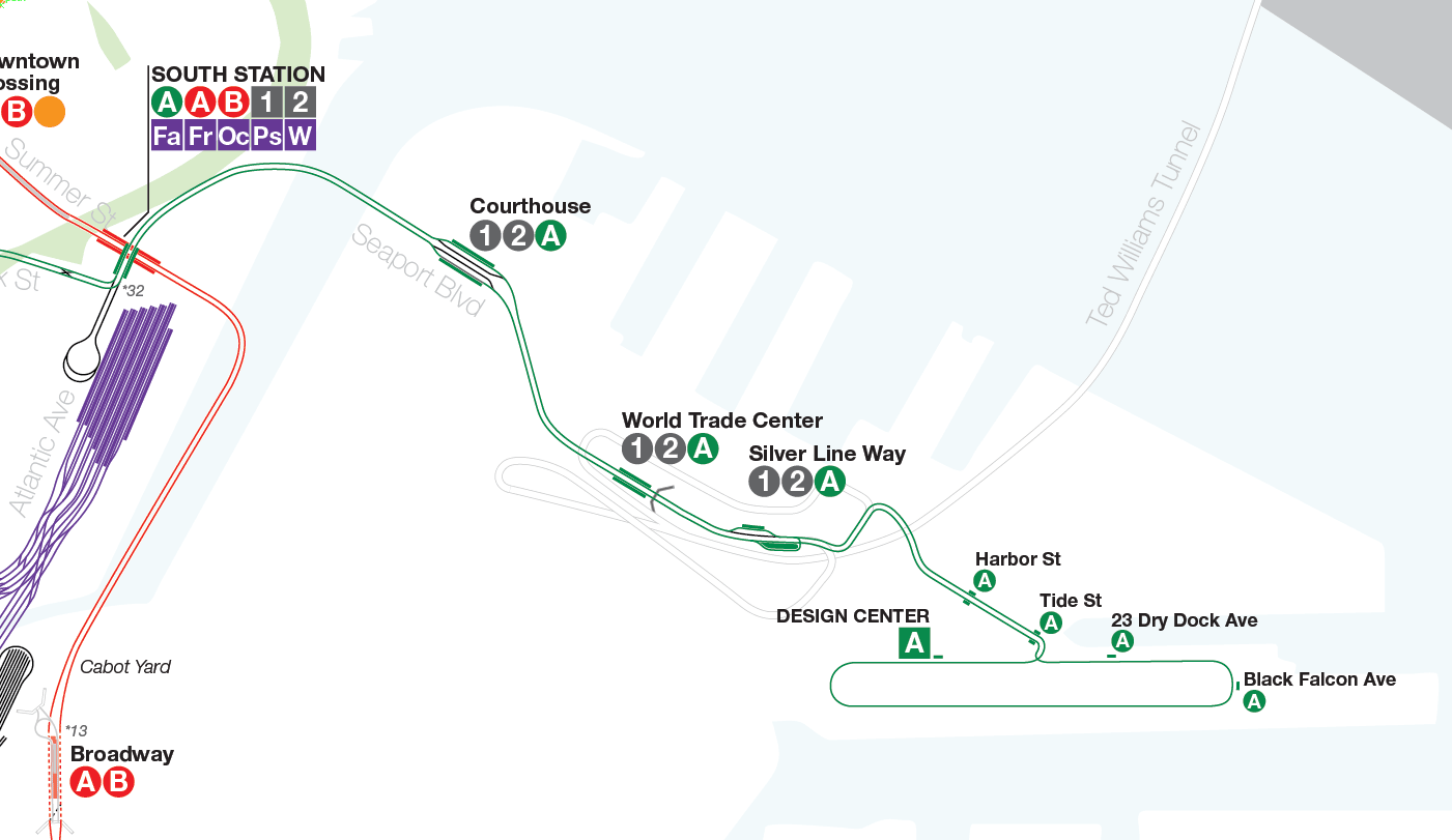 The Future of the Green Line: From Harvard and Needham to the ...