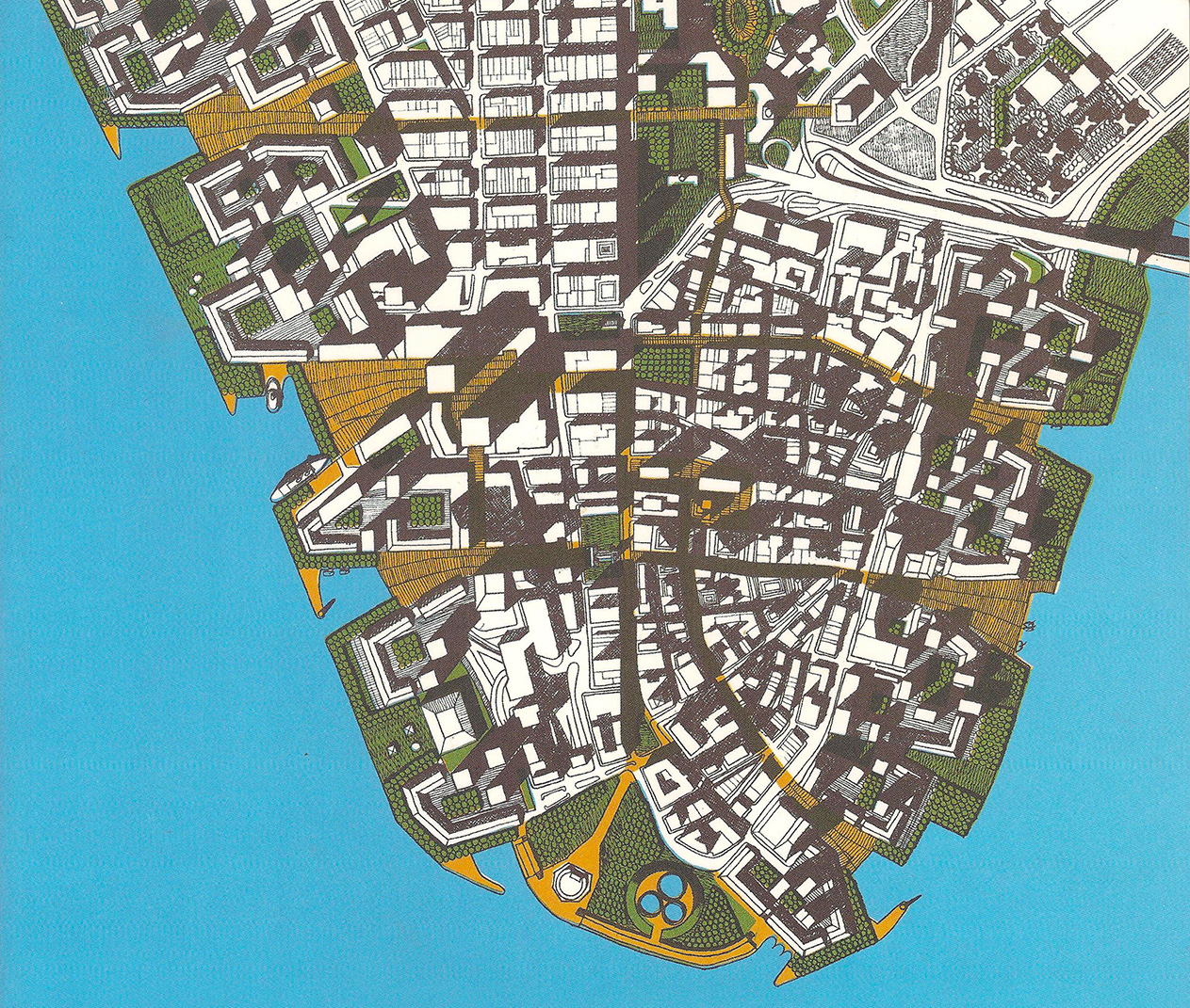 hyperreal cartography and the unrealized city ...