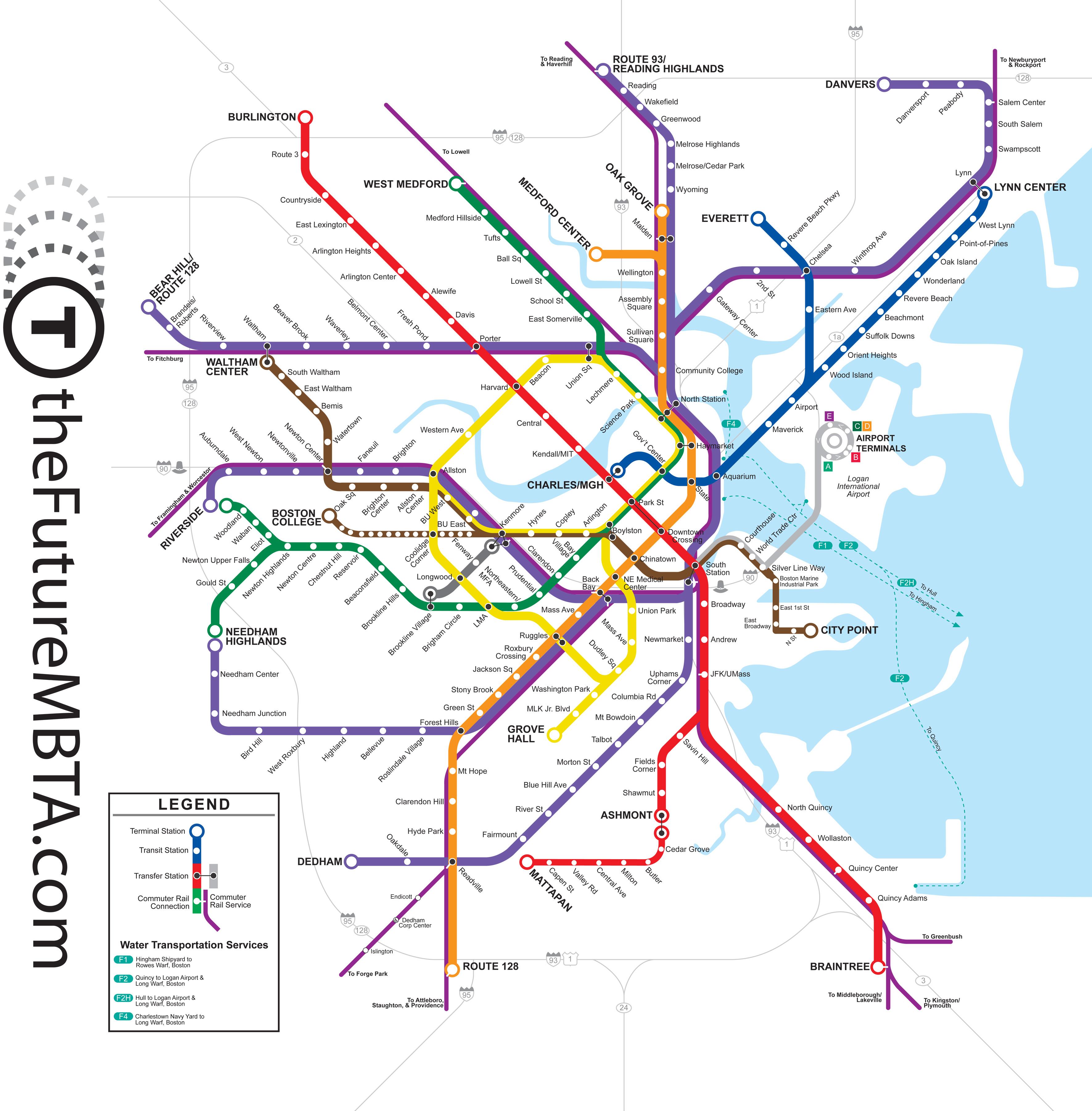 mbta map of boston Futurembta Vanshnookenraggen mbta map of boston
